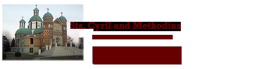 Sts. Cyril & Methodius Ukrainian Catholic Church
